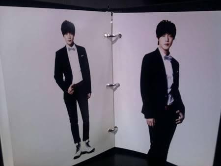 Kim Hyun Joong - promoción de ropa I'M DAVID en Basic House de China HJL_iamdavid002