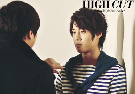 """SS501 Kim Hyun Joong sesion de fotos para MVIO """" La primavera llega con Hyun Joong"""" Highcut2"""