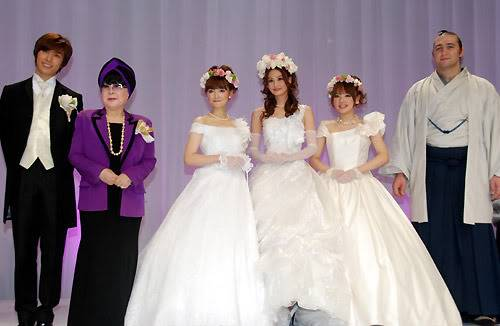 """Park Jung Min - Fotos y Fancam del Japon """"Pretty Bride 2010 Competition"""" 5"""
