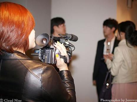 Park Jung Min, Kim Hyung Joon y Rainbow - Royal Ave Fiesta de apertura JM_HJB_partyroyal004