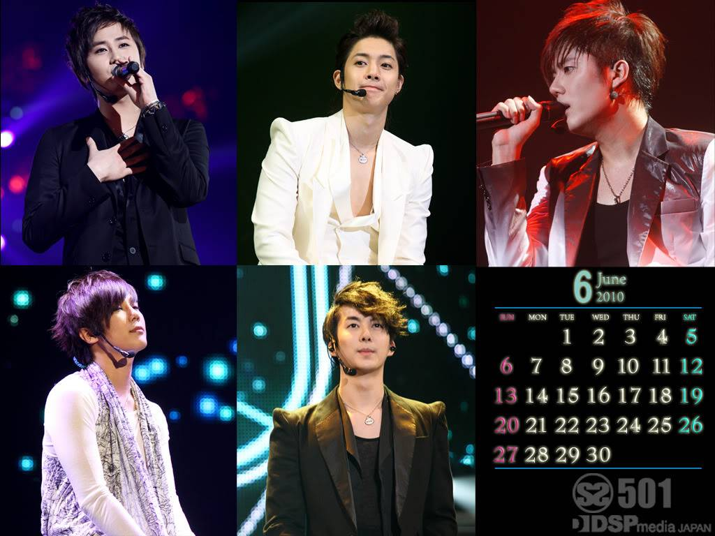 Wallpapers SS501 SS_japan007