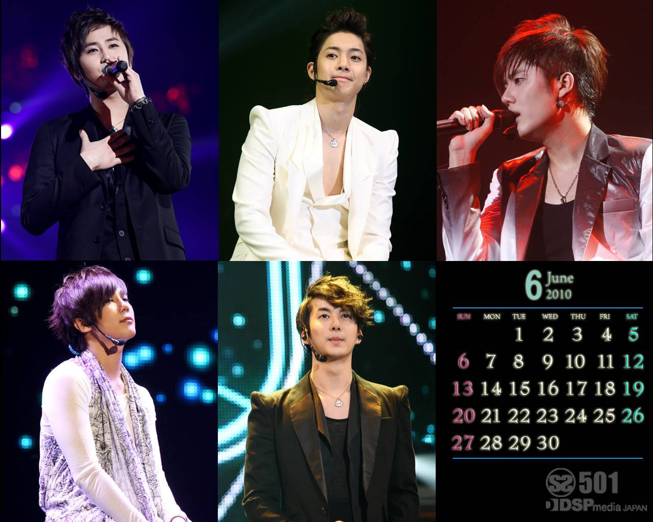 Wallpapers SS501 SS_japan008