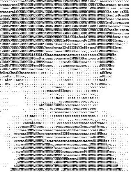 Dibujos de SS501 hechos con letras de computadora. SS_drawing006