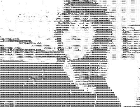 Dibujos de SS501 hechos con letras de computadora. SS_drawing008