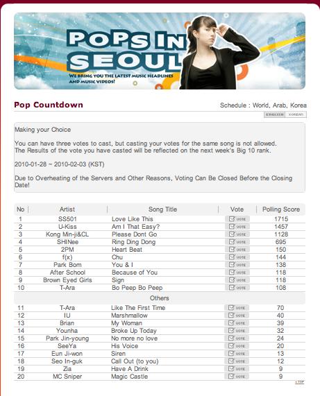 """Votar por SS501 """"Love Like This"""" en el Programa Pops in Seoul de la Korean Global Arirang TV Screenshot2010-01-29at100912PM"""