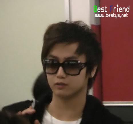 """Young Saeng en el Haneda Airport para el evento por el drama KNTV """"Will it snow on Christmas"""" (Best Friend) YS_haneda004"""