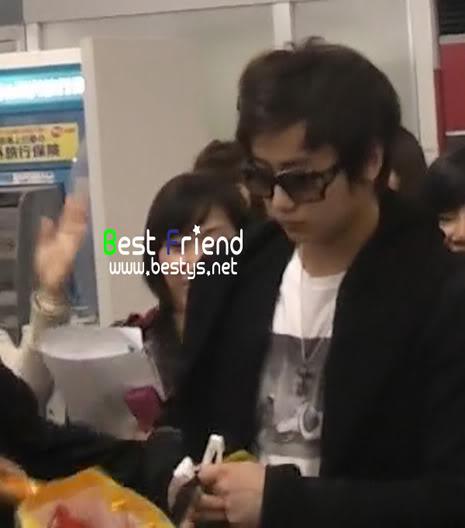"""Young Saeng en el Haneda Airport para el evento por el drama KNTV """"Will it snow on Christmas"""" (Best Friend) YS_haneda005"""