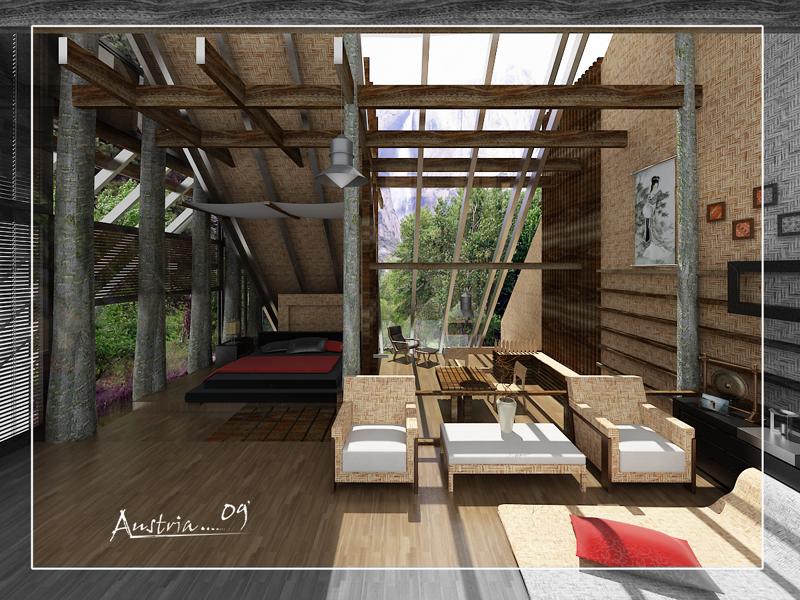 AUSTRIA:Bahay Kubo of the Future (Rice Terraces: Perlas ng Silanganan) Final - Page 3 Interior-1