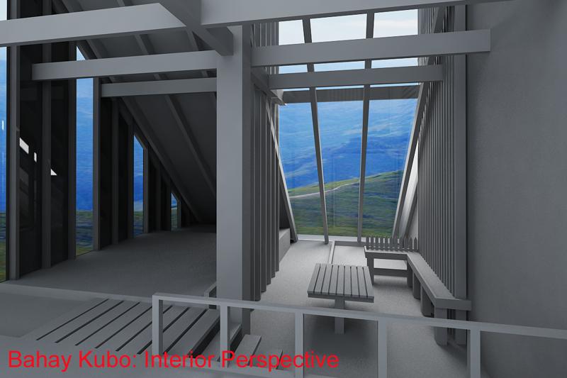 AUSTRIA:Bahay Kubo of the Future (Rice Terraces: Perlas ng Silanganan) Final - Page 3 Interior