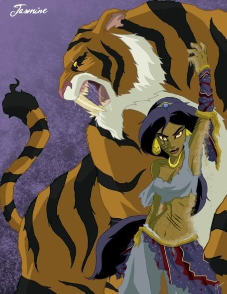 Imagens da Disney EvilJasmine
