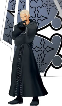 Espada VS Akatsuki VS Organization 13, Who would win? Luxord