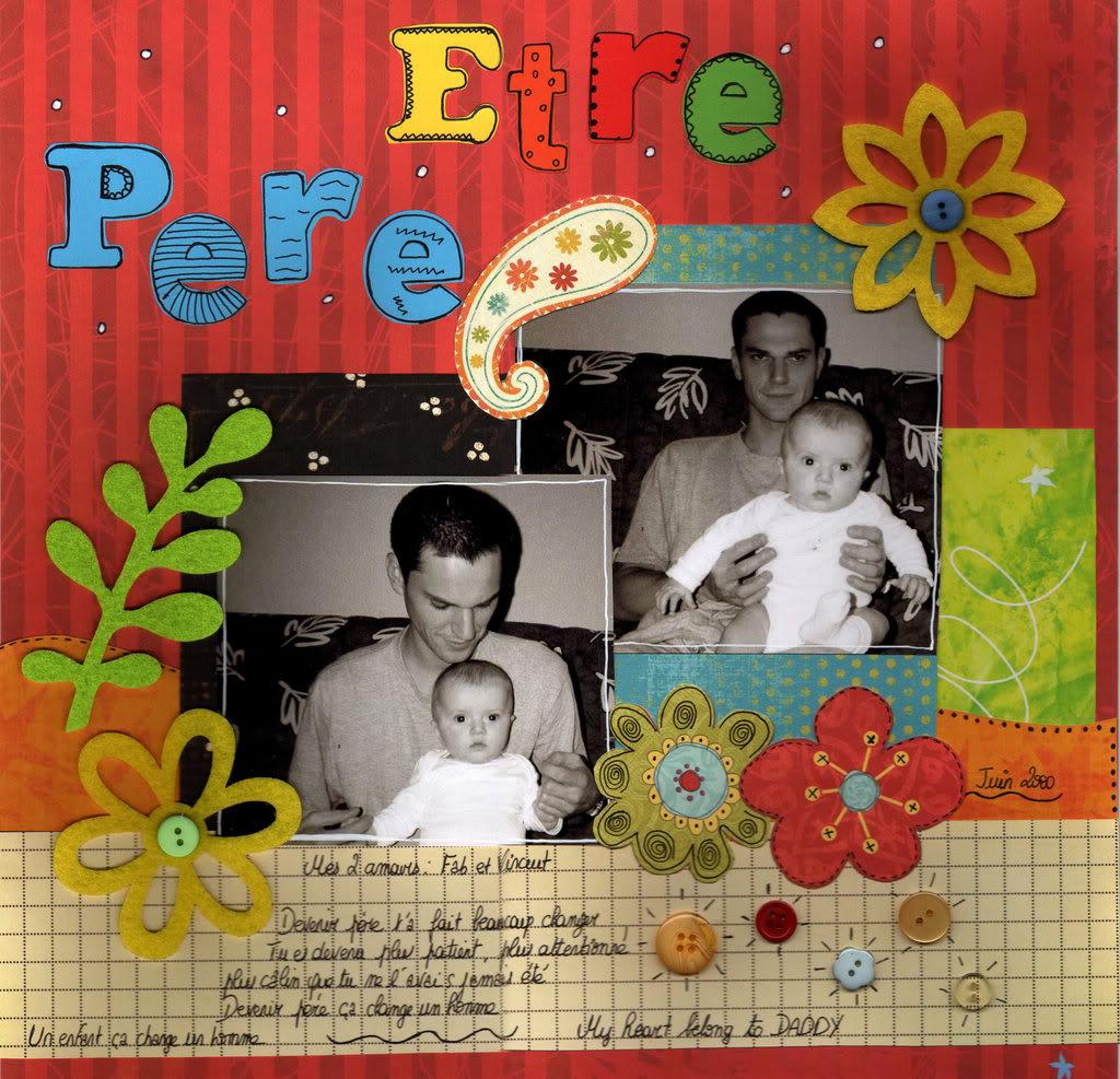 22 avril **Etre père** Pere