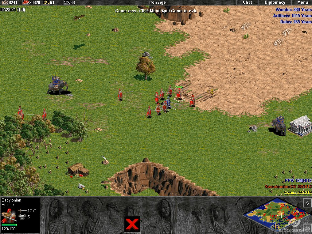 Army of FR:  Centurion PPV's Assault 20120303-oosg-307kb