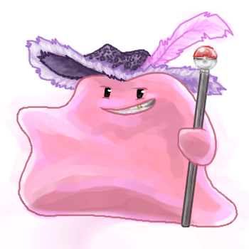 Turbo campaigning for Admin Ditto_by_Caramelody