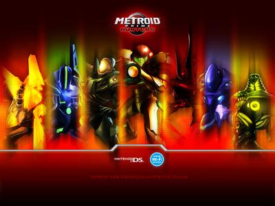 PPV's Basic Guide to Metroid Prime Hunters Metroidhunterswallpaper01800