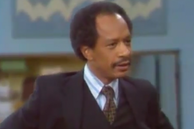 To a truly influential and special man Sherman-hemsley