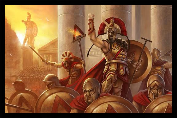 Da Truth And Da Attack SpartanPhalanx