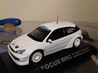 2003 Focus Striped, Decal & Tampo Removal Ixo/Atalya IMG02795-20120224-2255