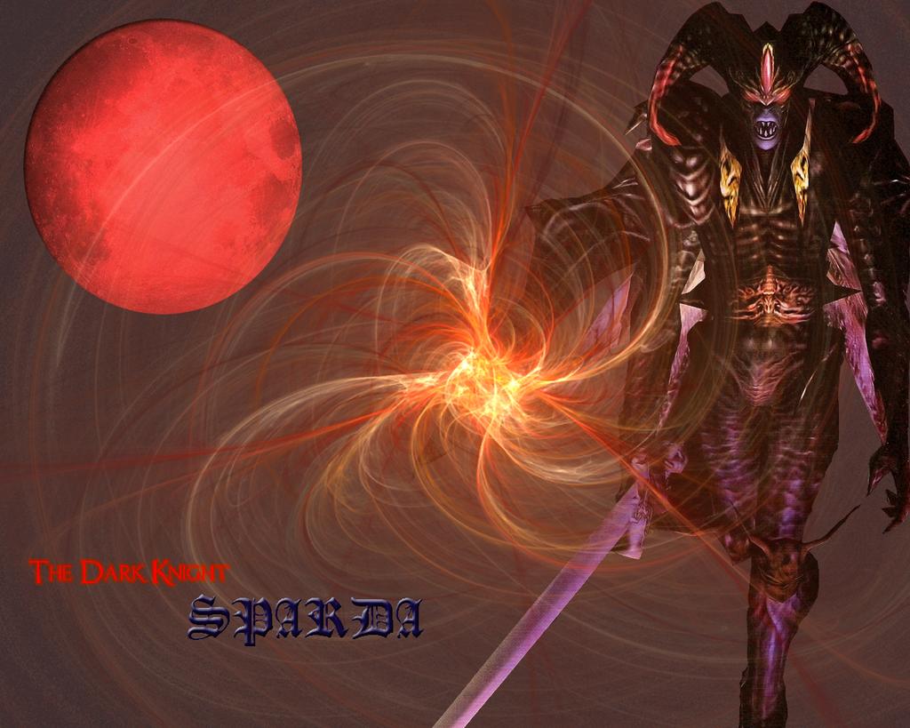 Dante's Zanpaktou: Gun Tenshen WallpaperSparda