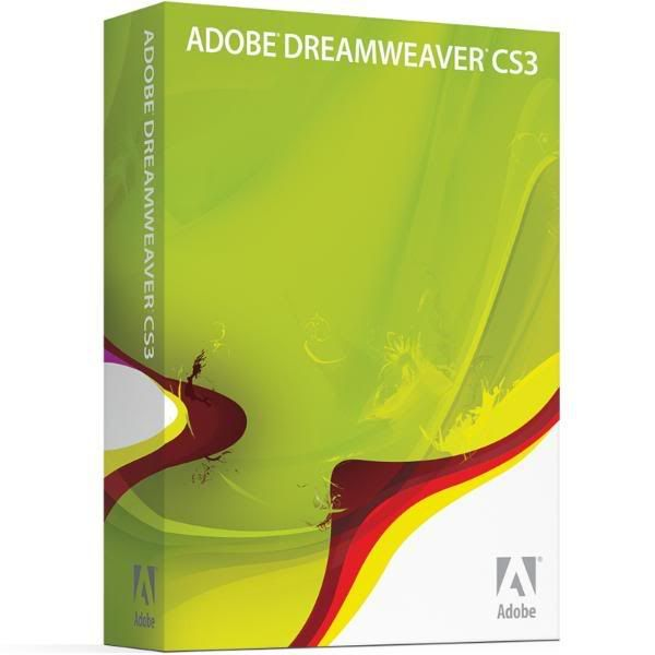Adobe Dreamweaver CS3 [Portable] AdobeDreamweaverCS3