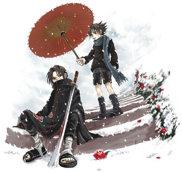 Itachi x Sasuke Itasasu_49
