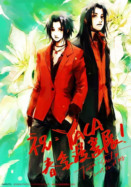 Itachi x Sasuke Itasasu_c