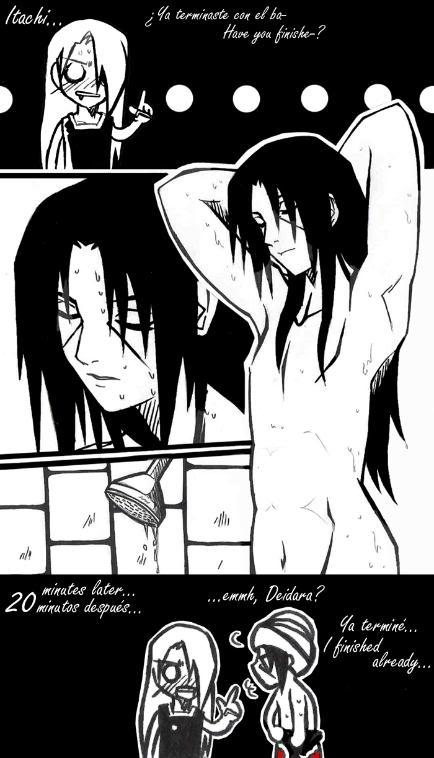 ItaDei >>Naruto ItaDei_Bath_time_by_tabe_chan