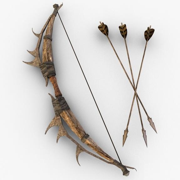 Default: Weapons of the Billī dēvī Tribe DesertBow_zps4d3c49dc