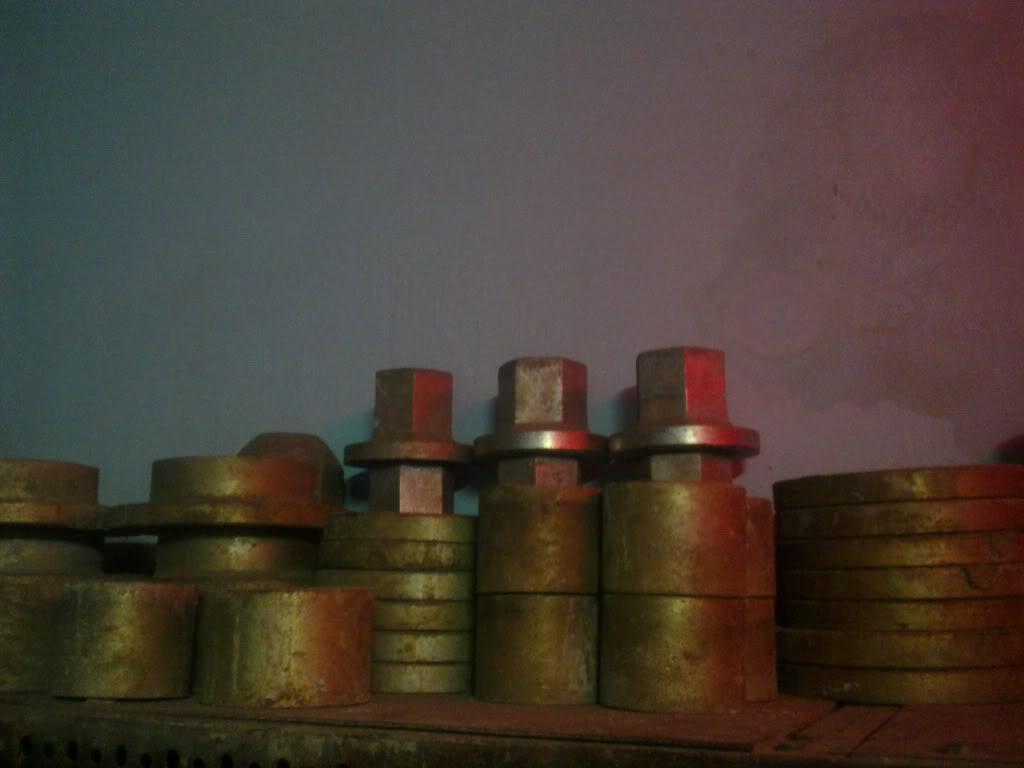 Đúc:Gang-Thau-Nhôm-Sắt các loại theo yêu cầu Hnhnh0438