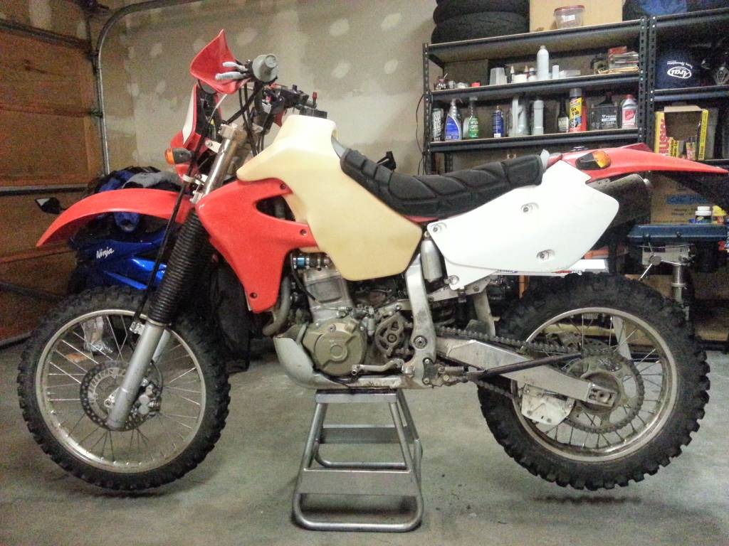 MA$TER_E's Project Beasty XR_Before_CRF
