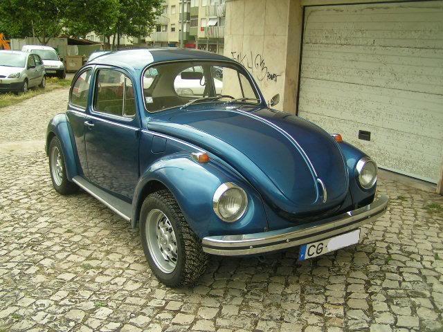 """Volkswagen 1302 de 72 """" Azulinho"""" VW002"""