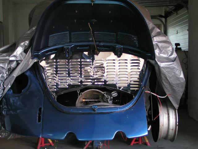 """Volkswagen 1302 de 72 """" Azulinho"""" VW1019"""