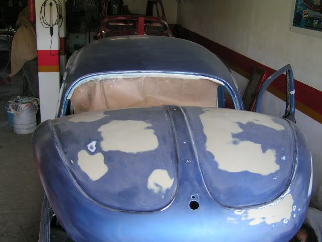"""Volkswagen 1302 de 72 """" Azulinho"""" VW1263"""