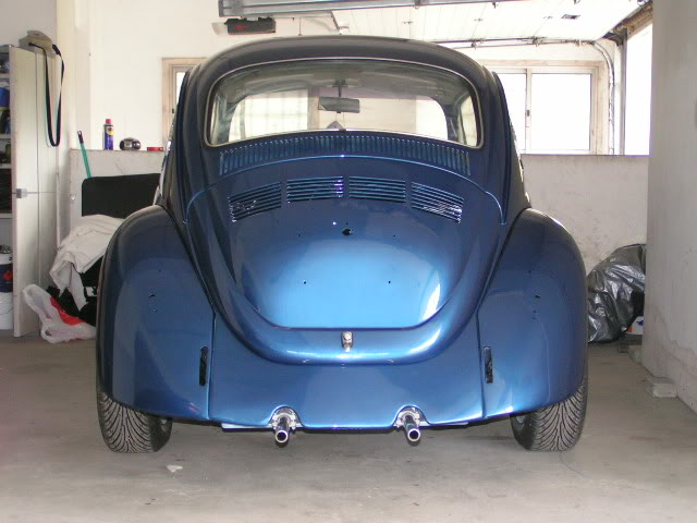 """Volkswagen 1302 de 72 """" Azulinho"""" VW1275"""