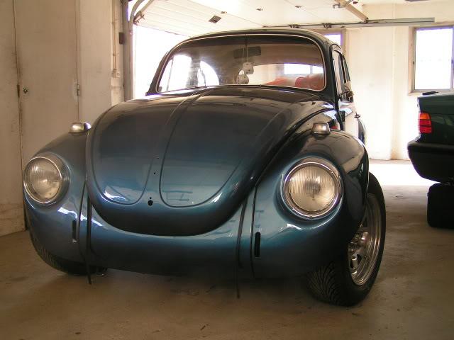 """Volkswagen 1302 de 72 """" Azulinho"""" VW1307"""