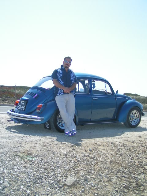 """Volkswagen 1302 de 72 """" Azulinho"""" VW1406"""