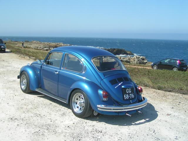 """Volkswagen 1302 de 72 """" Azulinho"""" VW1424"""