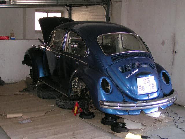 """Volkswagen 1302 de 72 """" Azulinho"""" VW530"""