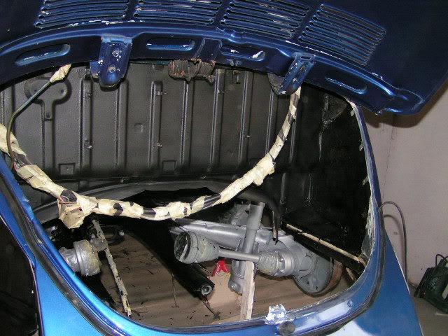 """Volkswagen 1302 de 72 """" Azulinho"""" VW934"""