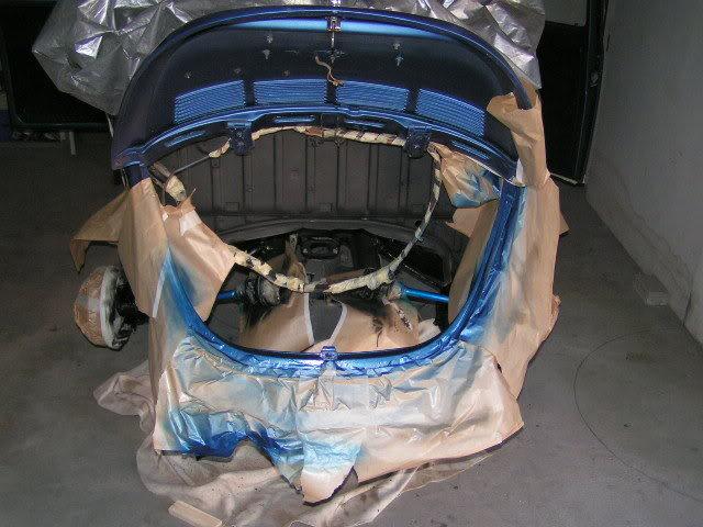 """Volkswagen 1302 de 72 """" Azulinho"""" VW969"""