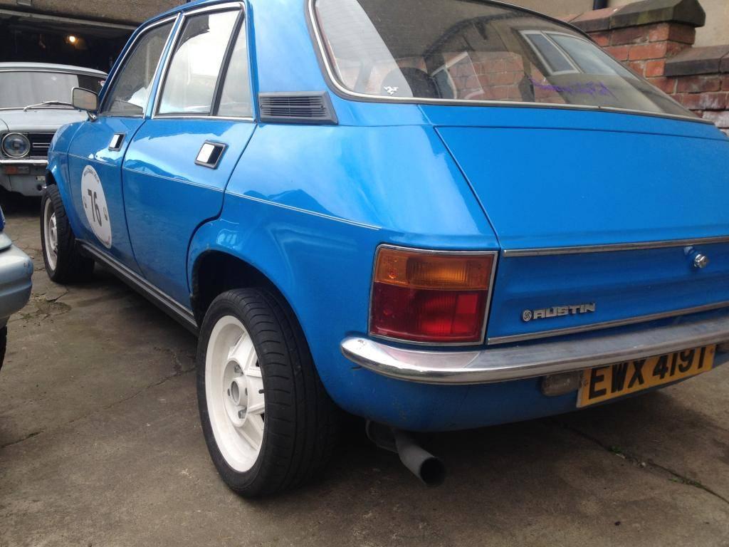 1979 Allegro 1500 Super Fast Road / Sprint car 566AD8E1-3AA5-486C-8EA6-C72DBFD947EC