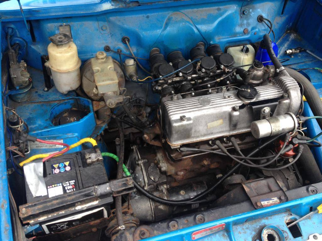 1979 Allegro 1500 Super Fast Road / Sprint car B73EA1F4-4F67-406C-AE28-B9165010B223