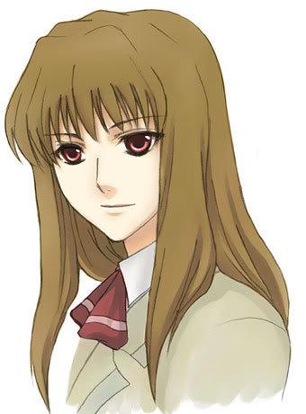 Shizuru Fujino Mai-hime-shizuru
