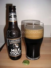 Favourite Drinks LancasterMilkStout