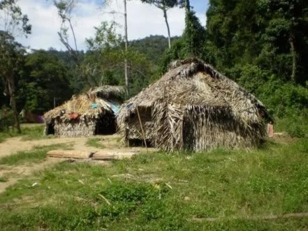 Abandonded Village