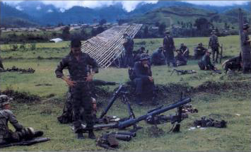 Mike Force M19mortar