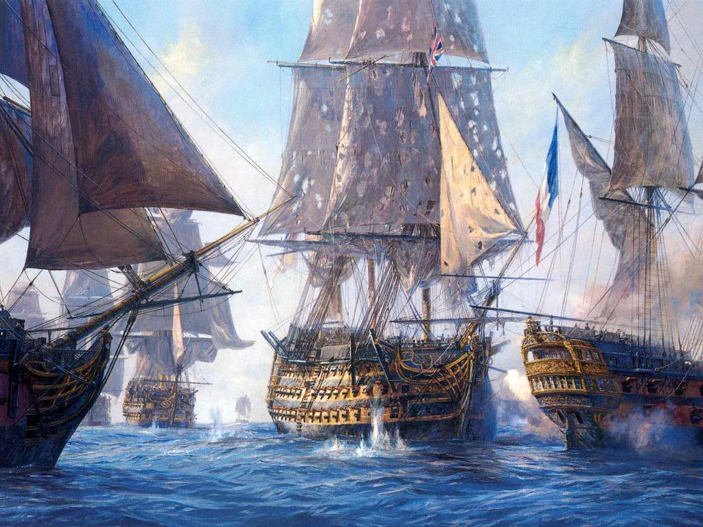 El 2 de Mayo Trafalgar