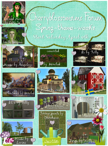 Cherryblossomsims updates - Page 2 UpdatePrevSpring0904SMALL