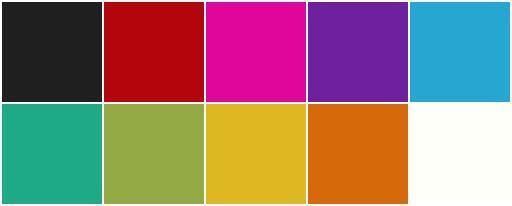 Callipygian Colors