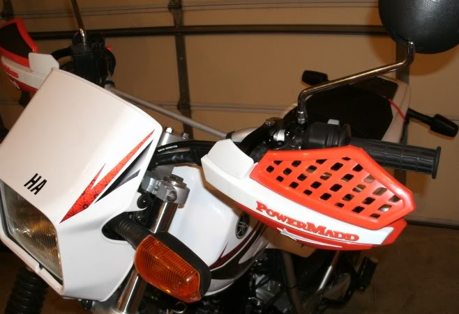 WIND DEFLECTORS FOR TW 200 T-DubwithPowerMaddmesh